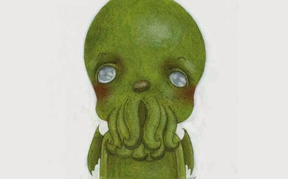 Allow Me To Introduce Baby Cthulhu