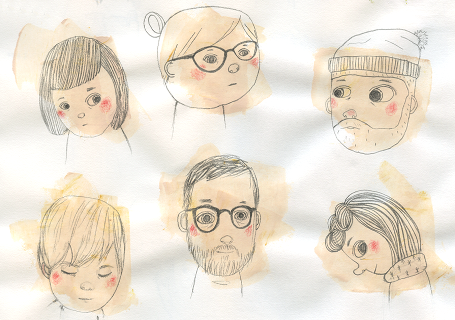 Sketch-Faces