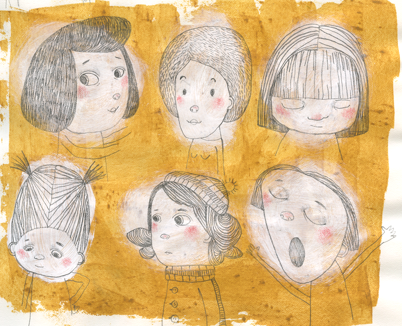Sketch-Faces-On-Ochre