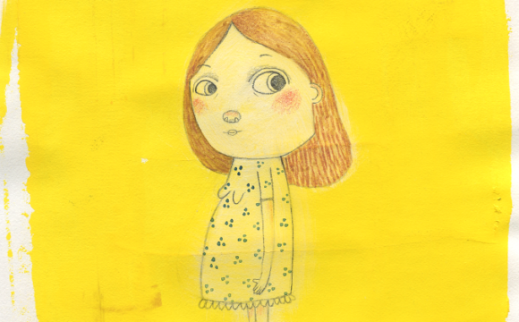 Sketchbook Tuesday: Yellow