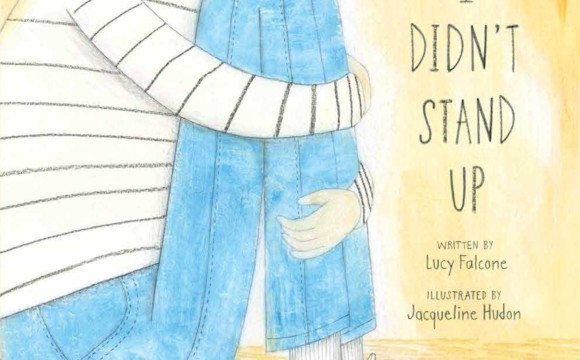 Cover Reveal: I Didn't Stand Up