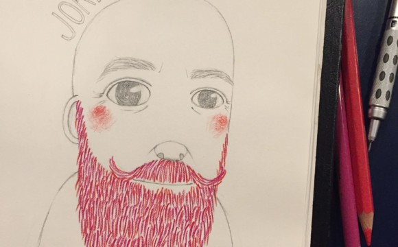 These Are the Bearded Men I Know – Jordan